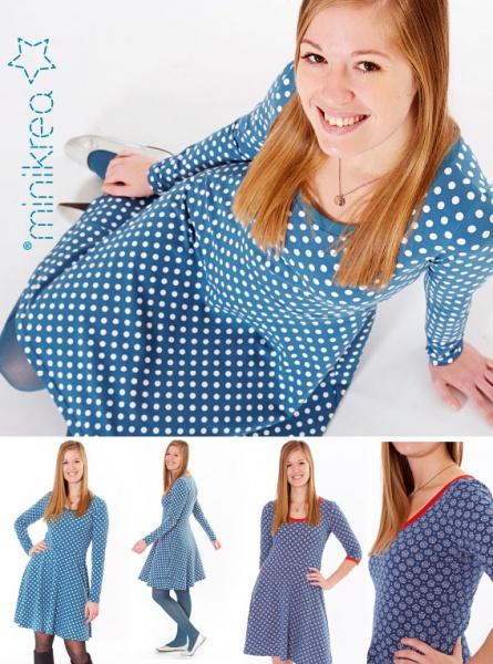 b95b092e Minikrea 70045 kjole voksen 34 - 50 - Asker og Bærum Symaskinsenter
